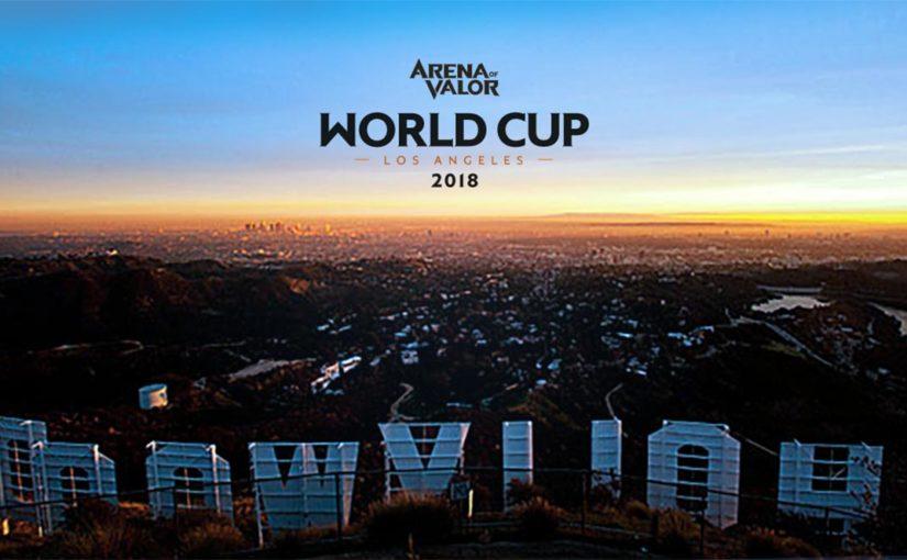 Giải Chung Kết Thế Giới AWC 2018