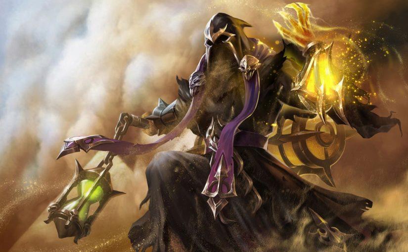 Azzen'Ka cách chơi lên đồ Pháp sư và hướng dẫn ngọc bổ trợ