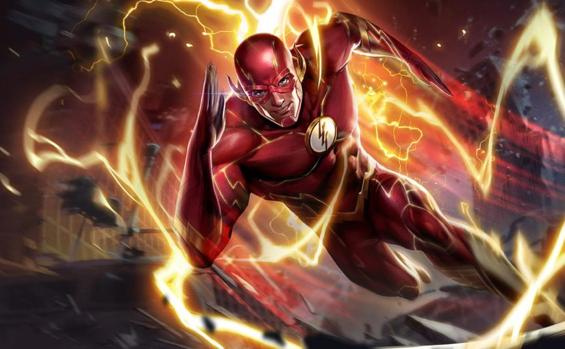 The Flash cách chơi lên đồ Pháp sư hướng dẫn ngọc bổ trợ