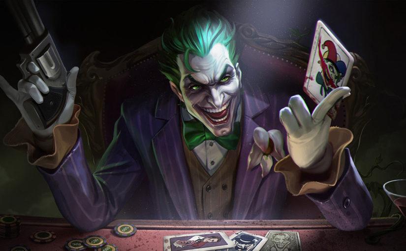 Joker cách chơi lên đồ Xạ thủ hướng dẫn ngọc bổ trợ