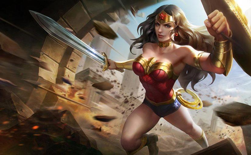 Wonder Woman cách chơi lên đồ Đấu sĩ hướng dẫn ngọc bổ trợ