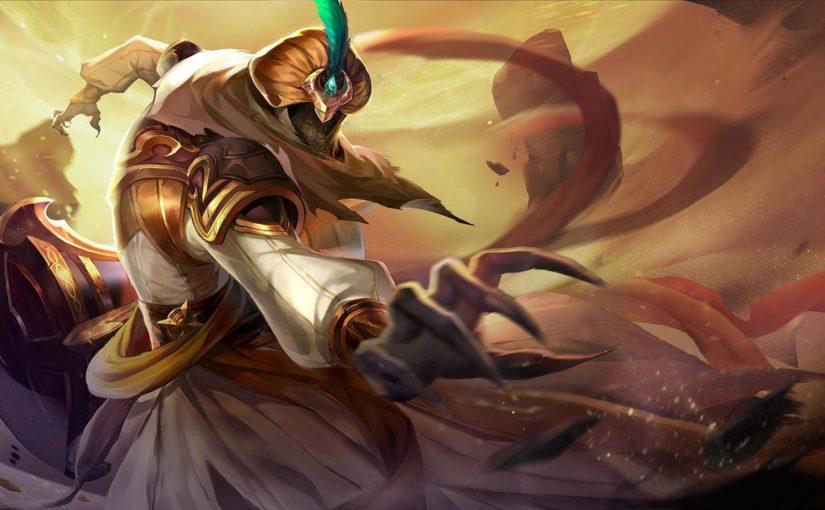 Azzen'Ka vị pháp sư khá bình thường nhưng sức mạnh thì sao nhỉ?