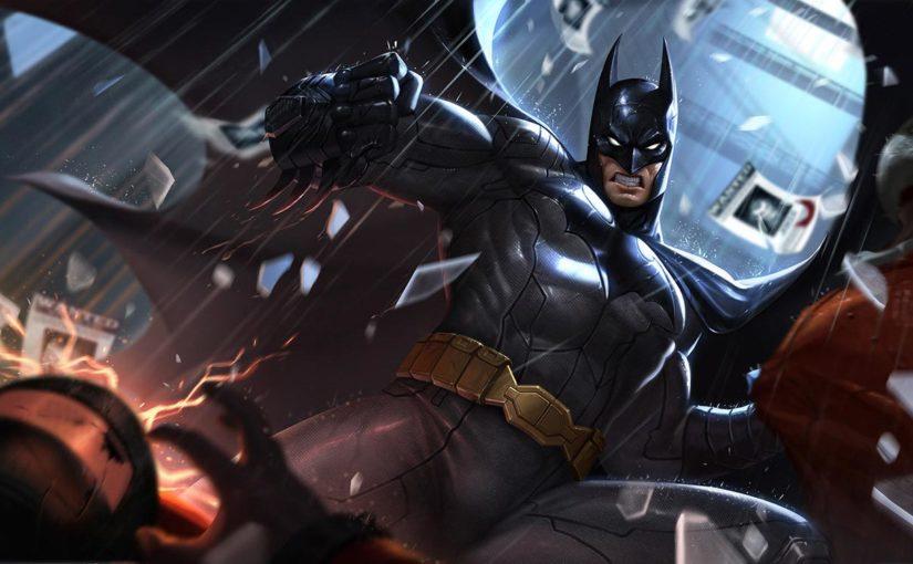 Batman cách chơi lên đồ Sát thủ và hướng dẫn ngọc bổ trợ