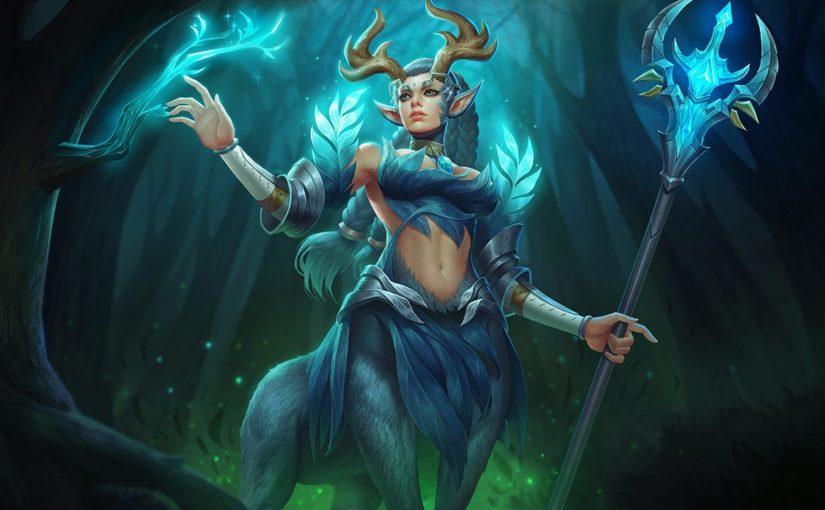 Payna Thần Rừng đã trở lại với Chiêu cuối siêu bá