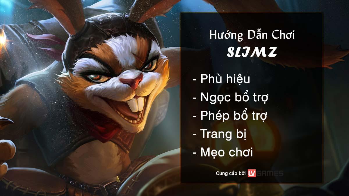 Hướng dẫn chơi Slimz Thỏ Tài Phiệt