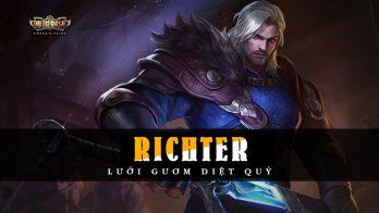 Richter Lưỡi Gươm Diệt Quỷ tay đấu sĩ kiêm luôn vai trò sát thủ