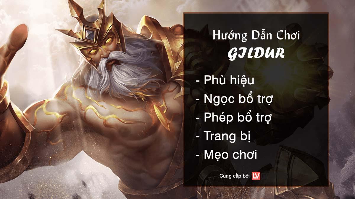 Hướng dẫn chơi Gildur Vua Hoàng Kim