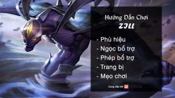 Hướng dẫn chơi Zill Ma Phong Ba
