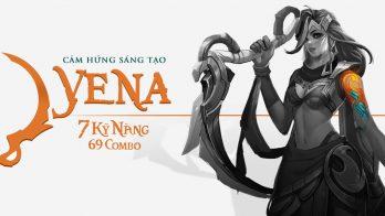 Nguồn cảm hứng sáng tạo Yena vị tướng mới với vẻ ngoài quyến rũ của một Sát thủ