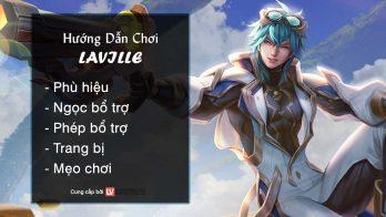 Hướng dẫn chơi Laville Tay Súng Thần Quang
