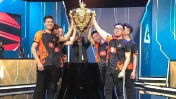 Team Flash vô địch tại giải đấu Viettel 5G ĐTDV Mùa Xuân 2020