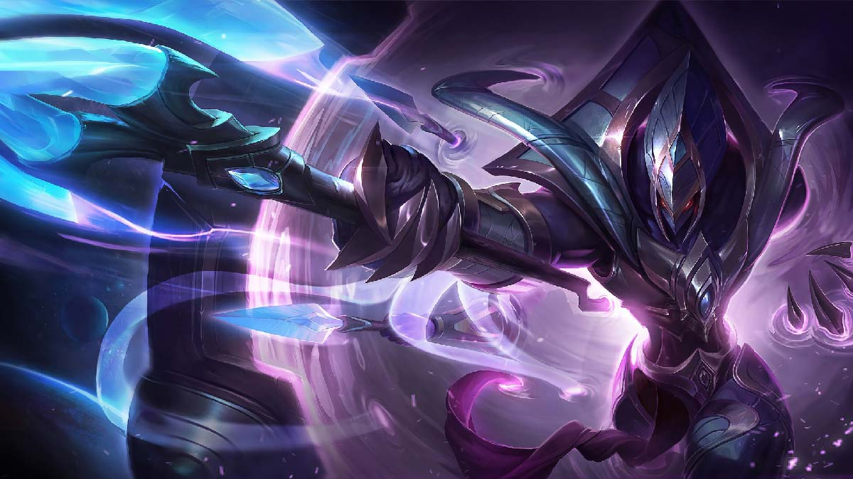 Galactic Azir Wallpaper LOL