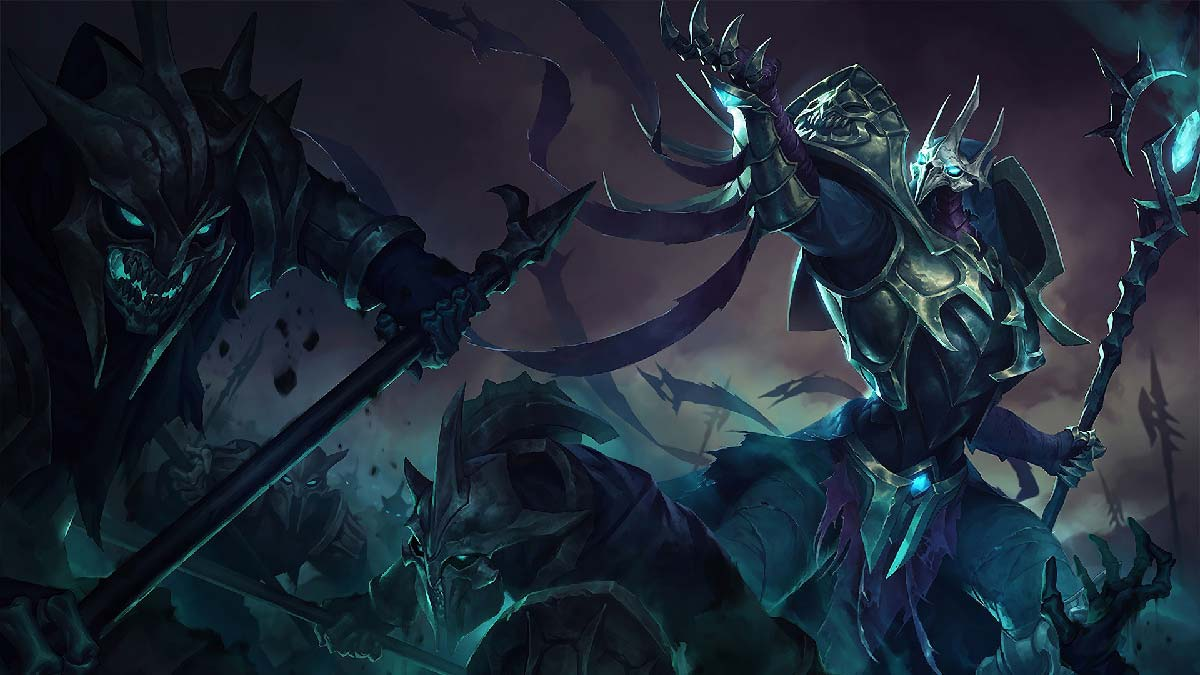 Gravelord Azir Wallpaper LOL