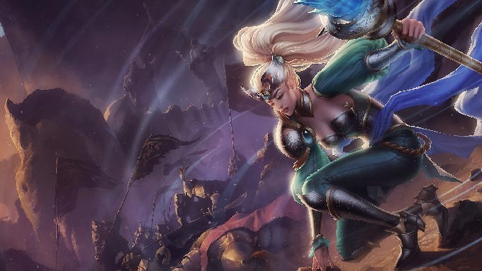 Victorious Janna Wallpaper LOL