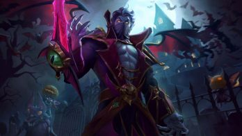 Count Kassadin Wallpaper LOL