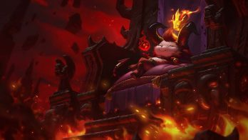 Little Devil Teemo Wallpaper LOL