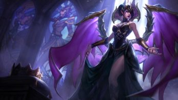 Victorious Morgana Wallpaper LOL