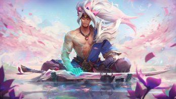 Spirit Blossom Yasuo Wallpaper LOL