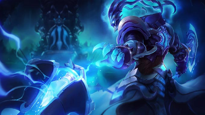 Thresh Championship Wallpaper LOL