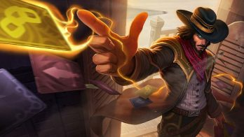 High Noon Twisted Fate Wallpaper LOL