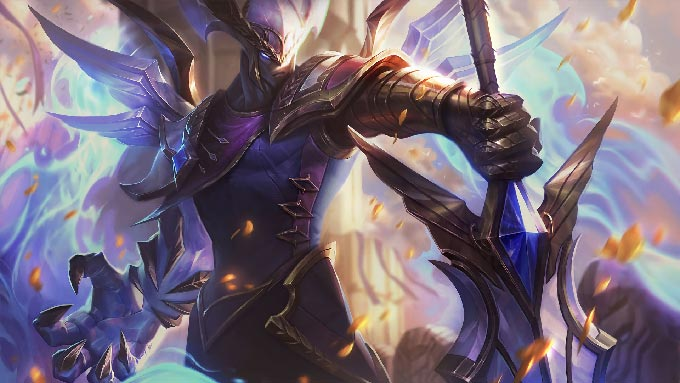 Victorious Aatrox Wallpaper LOL