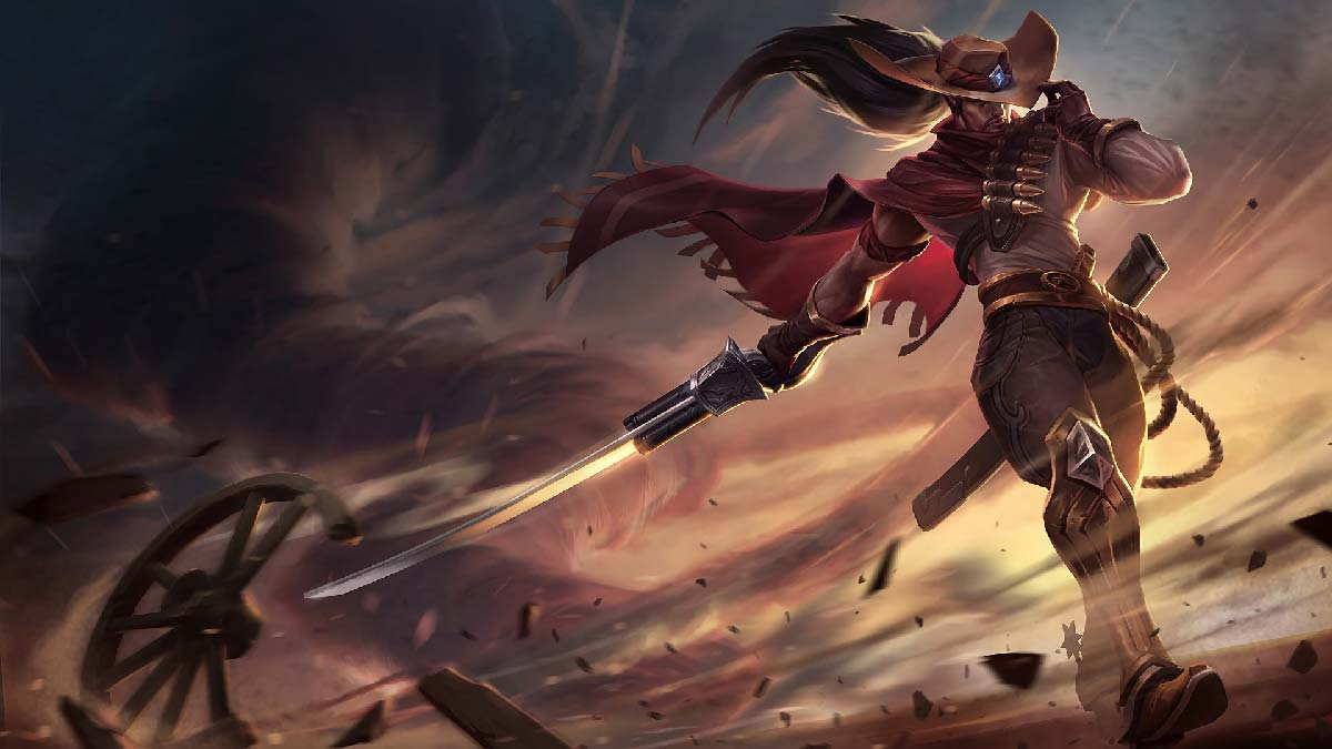 High Noon Yasuo Wallpaper Lol Lvgames Net Wallpaper