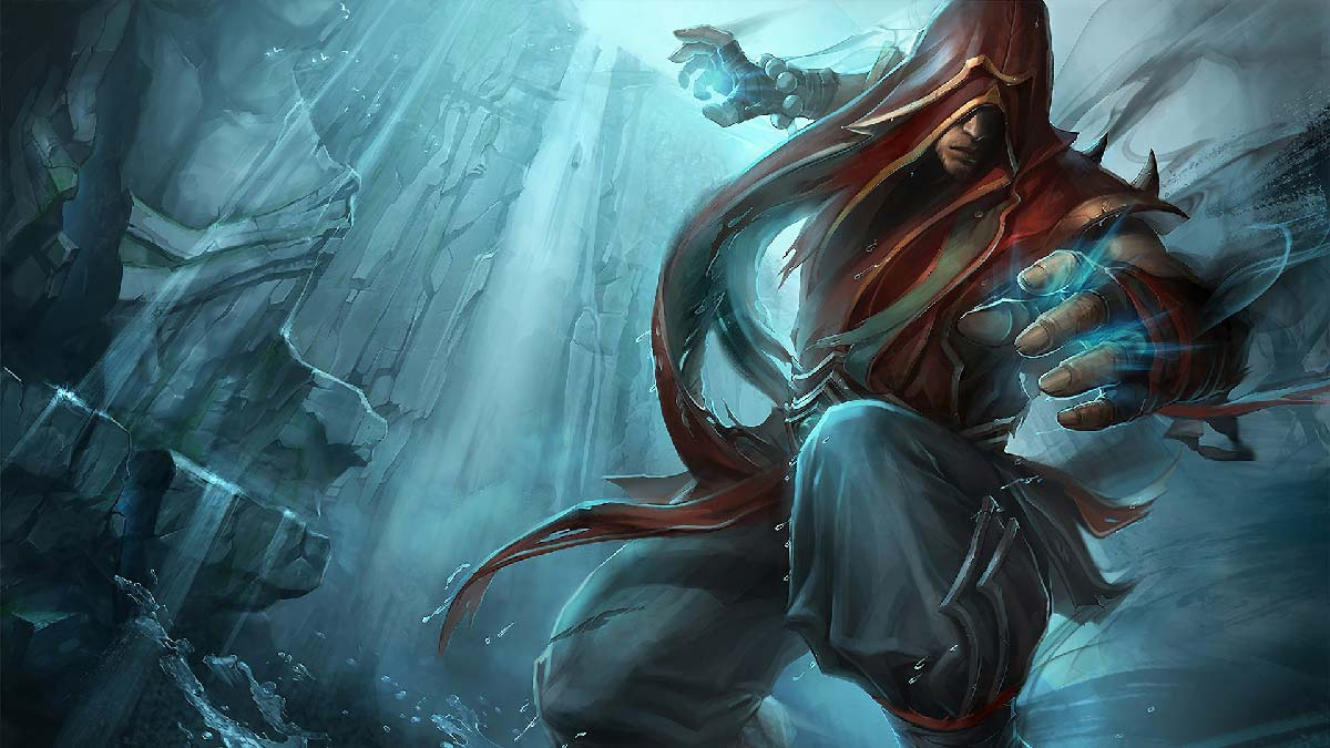 Acolyte Lee Sin Wallpaper LOL
