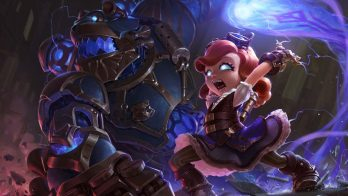 Hextech Annie Wallpaper LOL