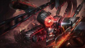 Battlecast Skarner Wallpaper LOL