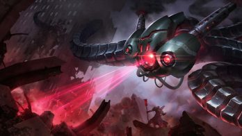Battlecast Vel'Koz Wallpaper LOL