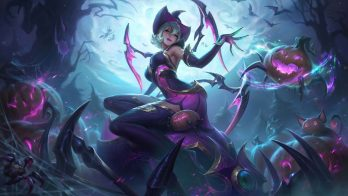 Bewitching Elise Wallpaper LOL