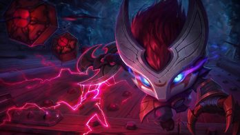 Blood Moon Kennen Wallpaper LOL