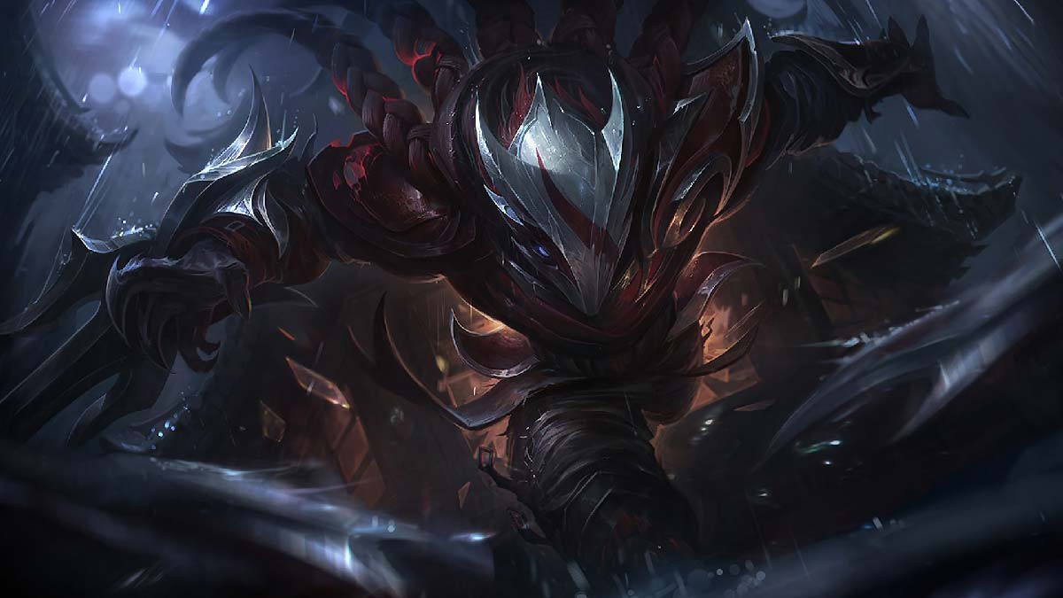 Blood Moon Talon Wallpaper LOL