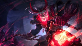 Blood Moon Thresh Wallpaper LOL