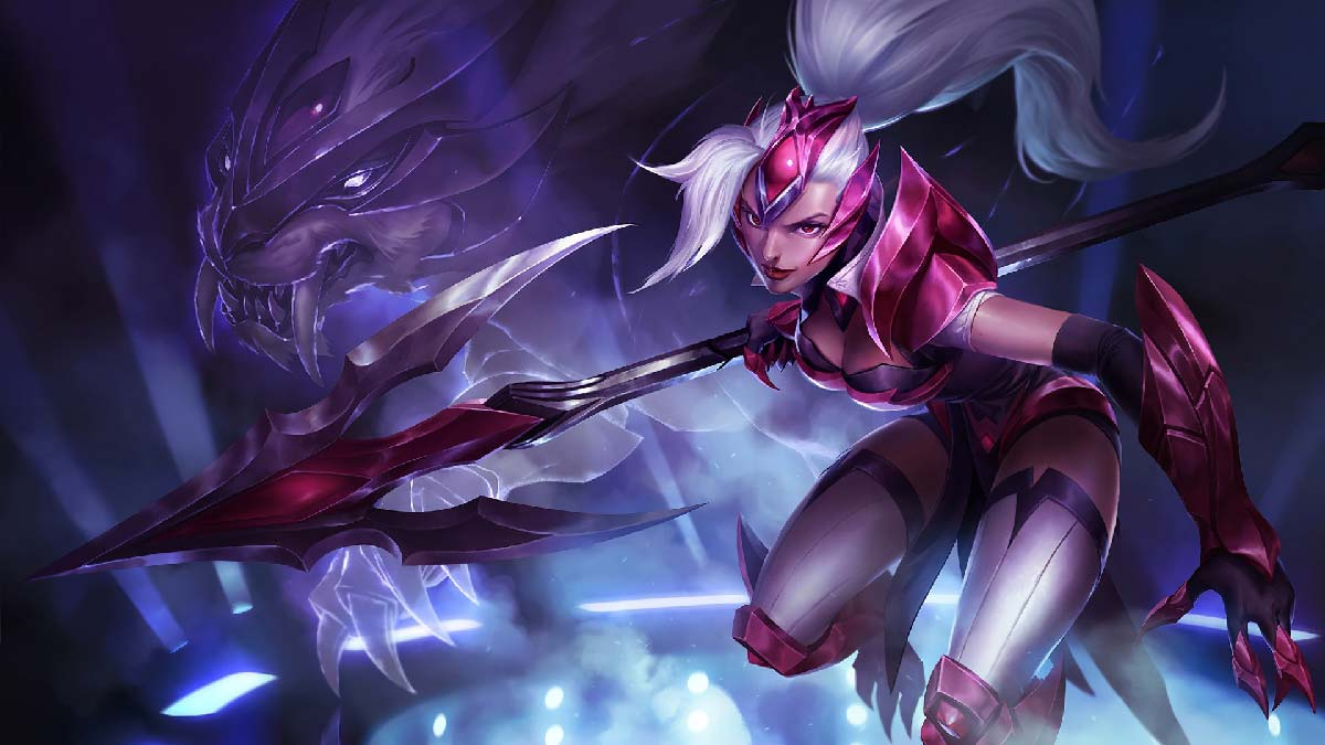 Challenger Nidalee Wallpaper LOL