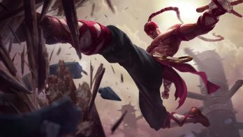 Classic Lee Sin Wallpaper LOL