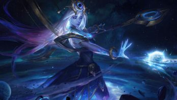 Cosmic Lux Wallpaper LOL