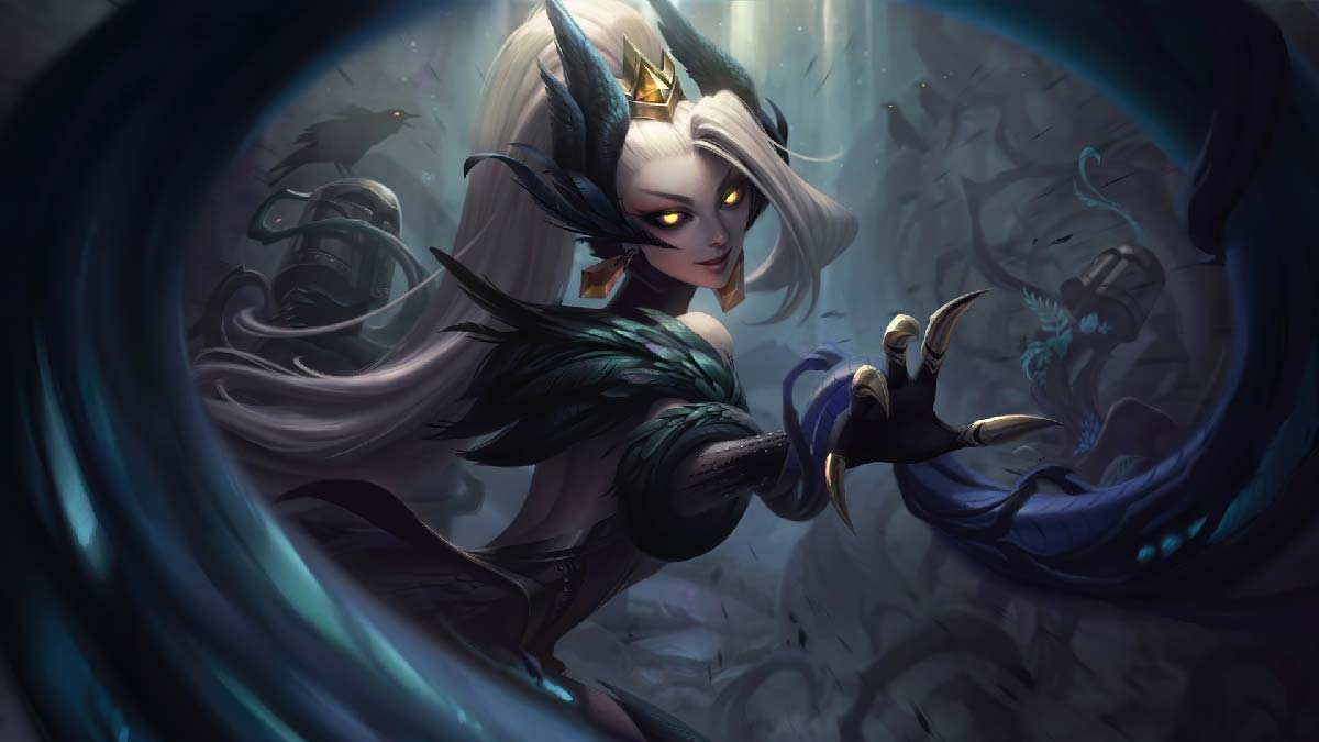 Coven Zyra Wallpaper LOL