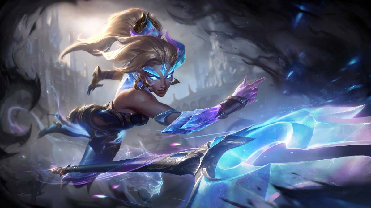 Dawnbringer Nidalee Wallpaper LOL