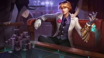 Debonair Ezreal Wallpaper LOL