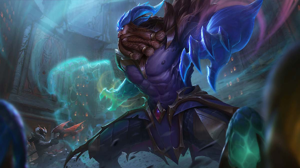 Dragon Oracle Udyr Wallpaper LOL