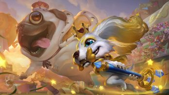 Fuzz Fizz Prestige Wallpaper LOL