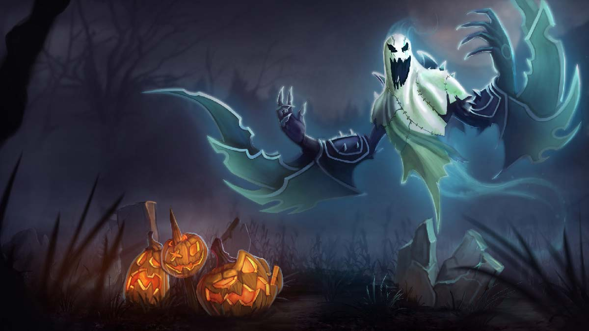 Haunting Nocturne Wallpaper LOL