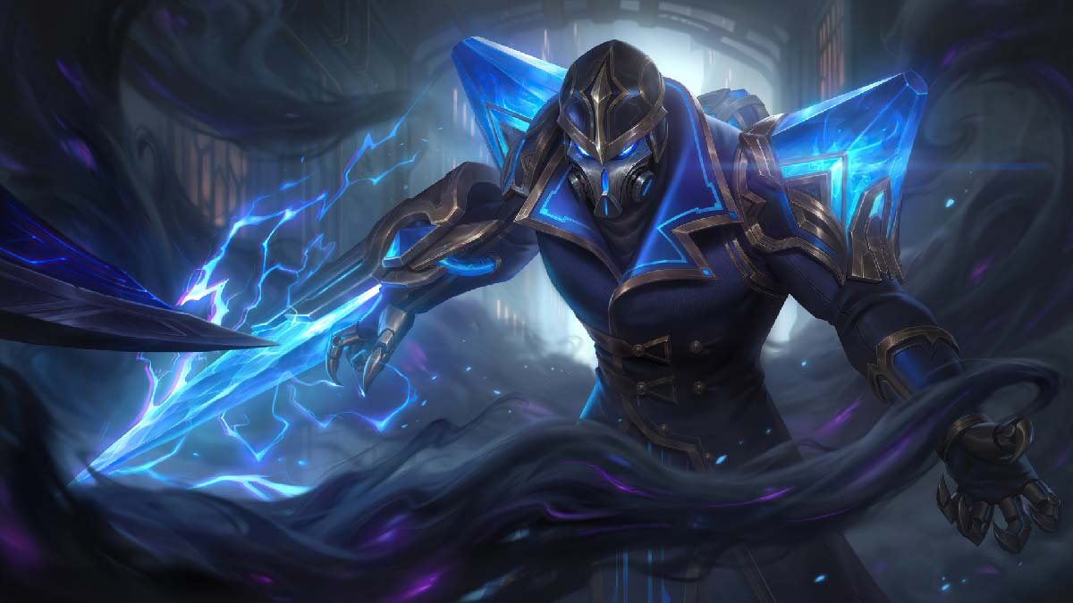 Hextech Kassadin Wallpaper LOL