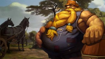 Hillbilly Gragas Wallpaper LOL