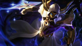 Cosmic Reaver Kassadin Wallpaper LOL