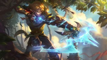 Nottingham Ezreal Wallpaper LOL