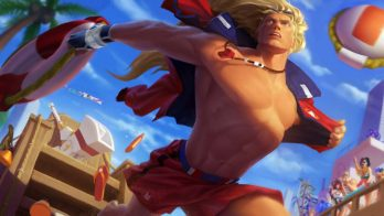 Pool Party Taric Wallpaper LOL