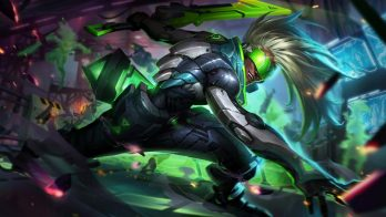 PROJECT: Ekko Wallpaper LOL