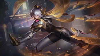 PROJECT: Irelia Prestige Wallpaper LOL